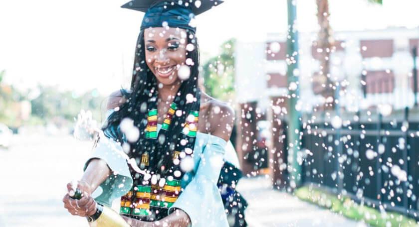 Congrats to Grads