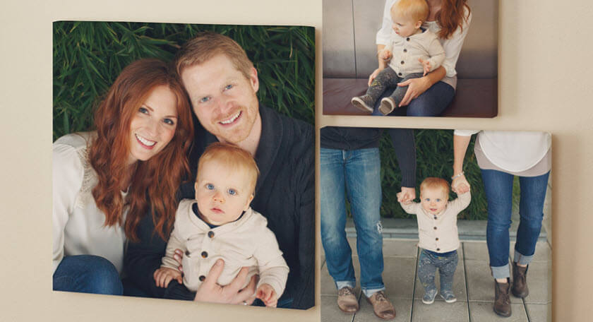 Custom Photo Canvas Prints