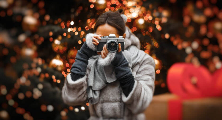 Christmas Photo Gift Ideas