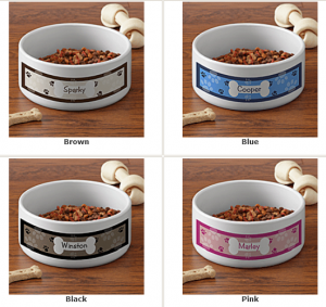 dogbowl 300x283 Pamper your pooch for National Dog Week!