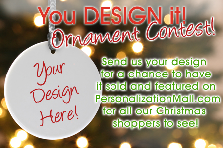 Ornament Contest Blog 2 Its Here! The YOU Design It Ornament Contest!