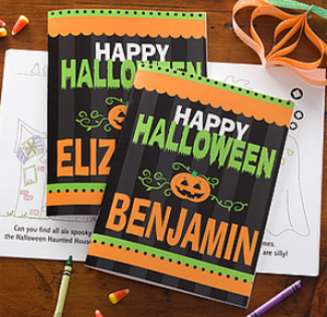 coloringbookbig 300x291 How to Make a Special Halloween Lunch for Your Kids!