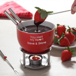 fondue1 150x150 Thoughtful & Homemade Sweets For Your Sweetie!