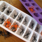 spidericecube 150x150 Tips & Tricks to Make Your Halloween Party Spook tacular!
