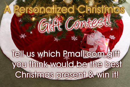 ChristmasBlog1 The A Personalized Christmas Contest is Underway!