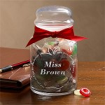 candyjar 150x150 Forget the Apple! Check out these Great Teacher Gift Ideas!
