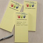 teachernotepad 150x150 Forget the Apple! Check out these Great Teacher Gift Ideas!
