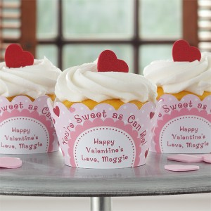 bemysweetcupcakeliner 300x300 Valentines Day Treats From the Heart