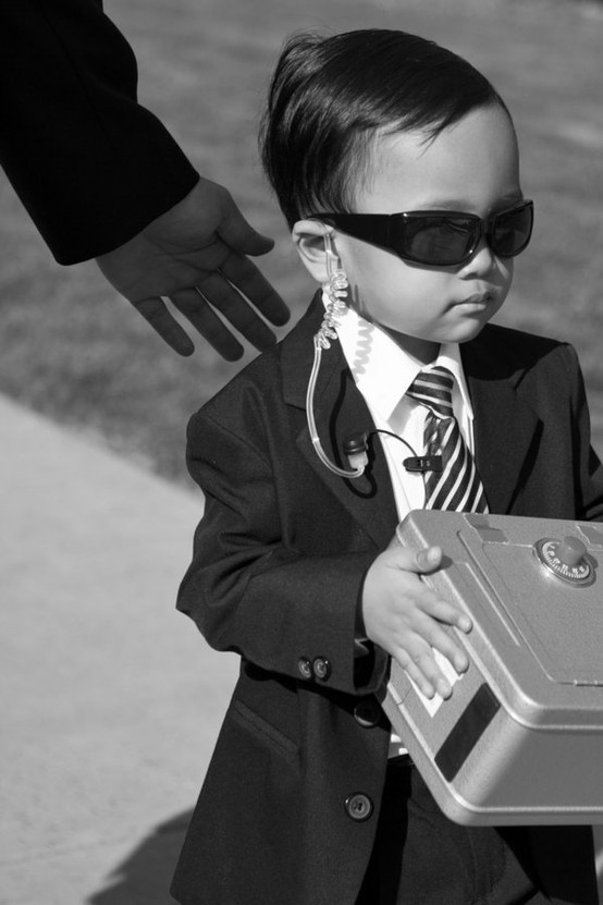 ringbearer1 Wedding Party Gift Guide: Ring Bearer Edition