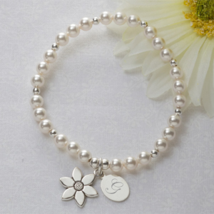 flowergirlbracelet 300x300 Wedding Party Gift Guide: Flower Girl Edition