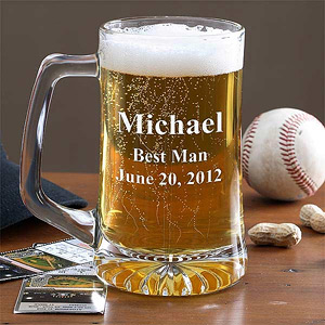 beermug Wedding Party Gift Guide: Groomsmen & Usher Edition