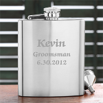 flask1 150x150 Wedding Party Gift Guide: Groomsmen & Usher Edition