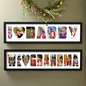 daddyframe 300x300 Think Outside The Gift Box: Fathers Day Frames
