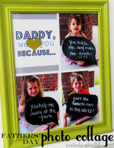 fathersday 232x300 Think Outside The Gift Box: Fathers Day Frames