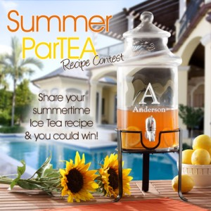 SummerPartea Blog v1 300x300 We Have A Summer ParTEA Recipe Contest Winner!