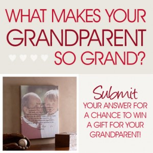 grandparentscontestblogfinal 300x300 Contest: What Makes Your Grandparent So Grand?