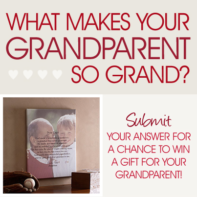 Grandparents Day Contest