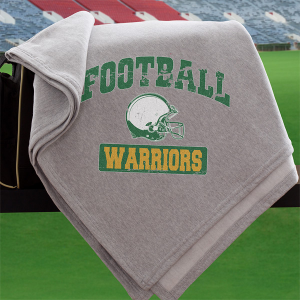 football blanket 300x300 Are You Ready For Some Football?!