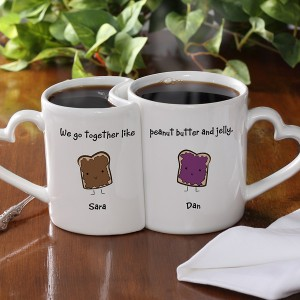 mugset 300x300 Add Fun & Whimsy To Your Valentines Day Gift!