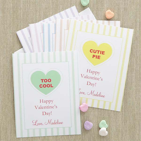 heart candy valentines