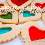 stainedglass 150x150 Express Your Love With Cookies This Valentines Day!