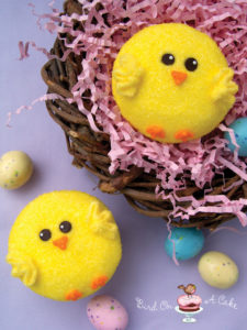 chickcupcakes 225x300 Fill Your Easter Baskets With Cute Chicks & Ducks!