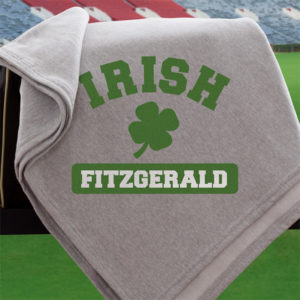irish blanket 300x300 Tips To Make Your St. Pats Parade The Best One Yet!