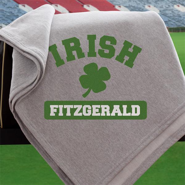 irish blanket