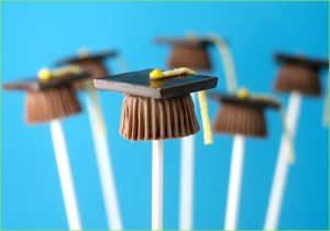 gradcakepops 300x210 5 Quick & Easy Tips for Throwing a Graduation Party