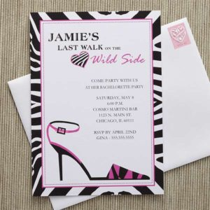 invitations 300x300 How To Make Her Last Night Out Her Best Night Out!