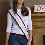 sash 150x150 How To Make Her Last Night Out Her Best Night Out!
