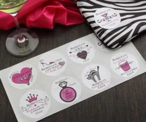 stickers1 300x252 How To Make Her Last Night Out Her Best Night Out!