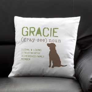 dogpillowblog 300x300 Our Fans Asked & We Answered: Introducing our Popular New Gift!