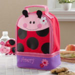 ladybuglunchbox 150x150 Pack a Fun School Lunch with these Great Tips!