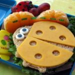 ladybugsandwich 150x150 Pack a Fun School Lunch with these Great Tips!