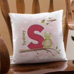 owlpillow 150x150 We Cant Get Enough Of the Owl Trend!