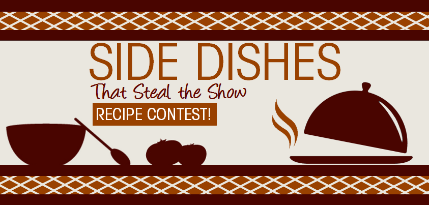 side dishes contest fb promo highlighted 2013