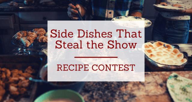 Thanksgiving Recipe Contest