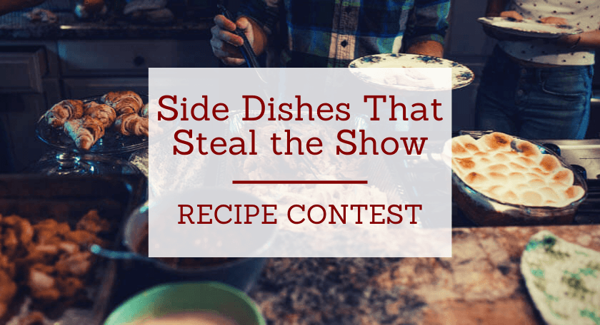 Thanksgiving Recipe Contest