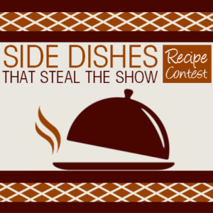 sidedishescontestfbpromo403 2013 300x300 2013 Thanksgiving Recipe Contest Winner Named