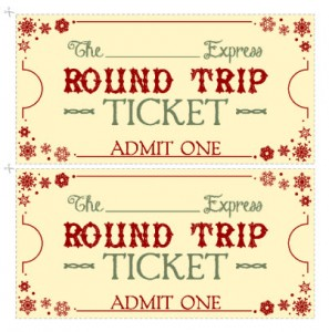 Christmas Express Tickets