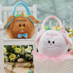 bunny basket 150x150 Easter Basket Cupcakes are Sure to be a Hit!