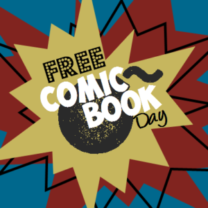 comicbookday 300x300 Happy Free Comic Book Day!