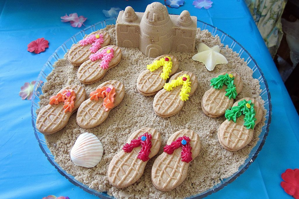 flip flop cookies1 1024x682 Happy National Flip Flop Day!
