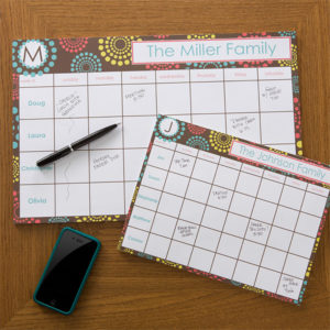 simply organized calendar pad1 300x300 3 Tips Every Parent Needs to Know Before School Starts