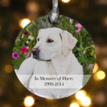 pet memorial ornament1 150x150 Commemorate Your Beloved Pet with Comforting Pet Memorials