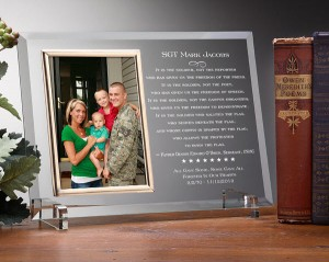 Military Frame 300x239 Honor Heroes In A Special Way This Veterans Day!