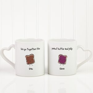 Custom Couples Mugs