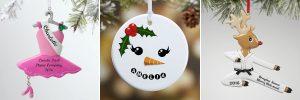Custom Kids Ornaments