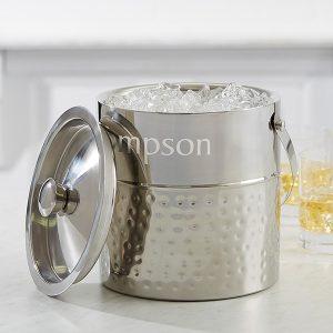 Custom Metal Ice Bucket